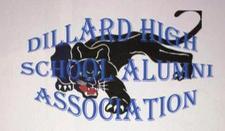 Dillard High School Alumni Association logo