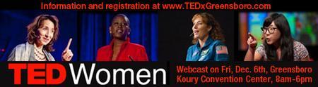 TEDxWomen 2013