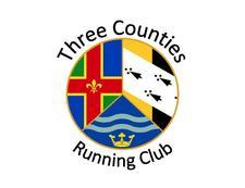 Three Counties Running Club logo