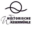 Historische Wassermühle Birgel logo