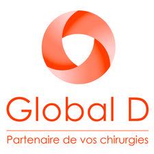 GLOBAL D logo