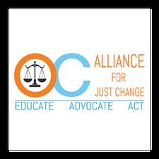 Orange County Alliance for Just Change logo