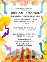 Dorian's Birthday Party