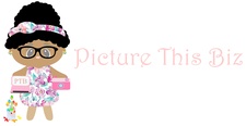 Picture This Biz Events logo
