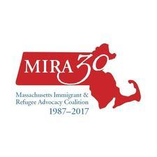 Massachusetts Immigrant and Refugee Advocacy Coalition logo