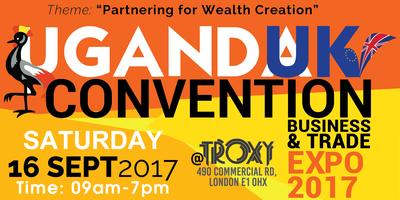7th Uganda-UK Investment Convention - 16 Sept