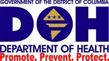 DC Department of Health, Oral Health Program logo