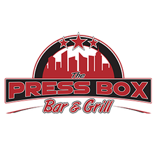 The Press Box Bar & Grill | 704-717-2727  logo