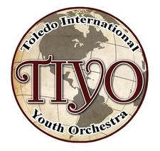 Toledo International Youth Orchestra logo