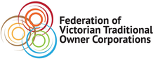 Federation of Victorian Traditional Owner Corporations  logo
