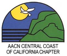 The American Association of Critical Care Nurses  - Central Coast of California Chapter logo