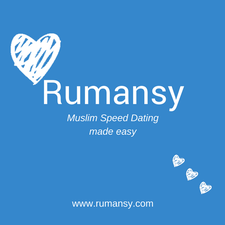 Rumansy - Muslim Speed Dating made easy logo