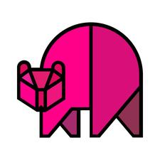 Pink Bear Events logo