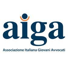 Associazione Italiana Giovani Avvocati logo