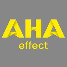 AHA effect logo