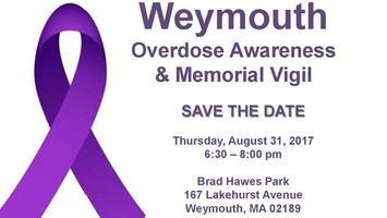 Weymouth Overdose Awareness & Memorial Vigil