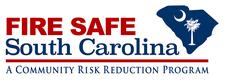 Fire Safe South Carolina logo