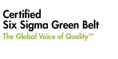 ASQ Philadelphia - Certified Six Sigma Green Belt...
