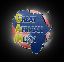 Great African Music, Inc. logo