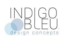 Indigo Bleu Design Concepts logo