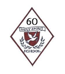 Holy Spirit School 60th Anniversary Celebration logo