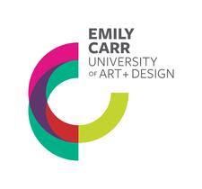 Emily Carr University of Art + Design logo