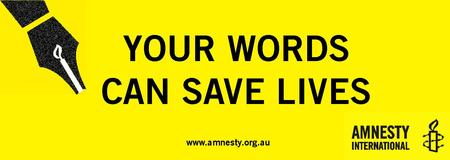 Amnesty International Candle Day AmnesT