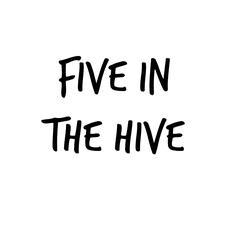 Jodanna Goddard - Five in the Hive logo