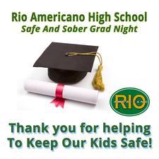 Senior Family Picnic - Rio American High School Class of 2018  logo