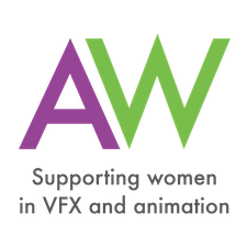 Animated Women UK  logo