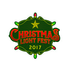 Christmas Light Fest logo