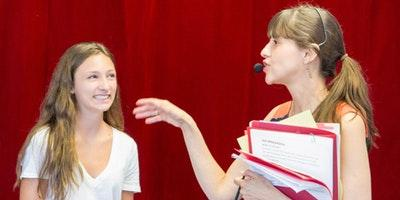 Private Acting Lesson: In Person or Via Skype