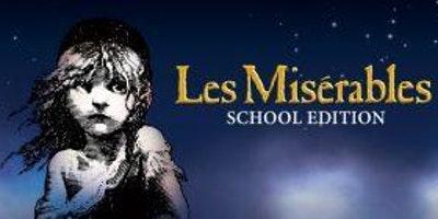 Off-Broadway Mainstage Production of LES MISÉRABLES...