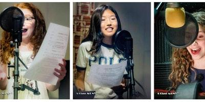 Voice-Over Workshop with Top VO Casting Director and a...