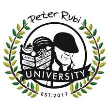 Peter Rubi University logo