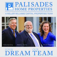 Palisades Home Properties a Keller Williams Capital properties Team logo