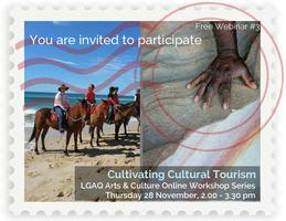 Cultivating Cultural Tourism Webinar and event