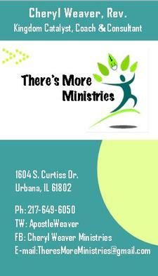 There's More Ministries  logo