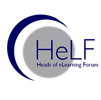 Heads of e-Learning Forum logo