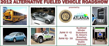 Savannah, GA -Alternative Fuel Vehicle Roadshow Tour...