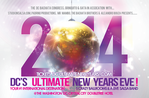 DC's Ultimate New Years EVE! Your #1 International...