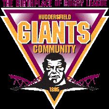Huddersfield Giants Community logo