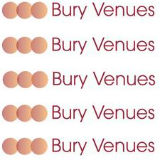 Bury Venues  logo