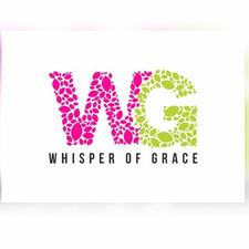 Whisper of Grace  logo