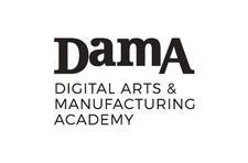 DAMA – Digital Arts & Manufacturing Academy logo