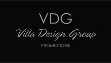 VIlla Design Group and River Ranch Horse Park logo