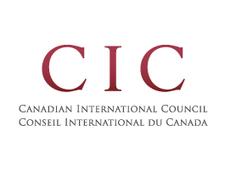 Canadian International Council logo