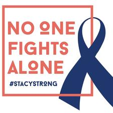 No One Fights Alone Benefit for Stacy Kale logo