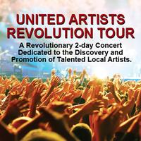 United Artists Revolution Tour