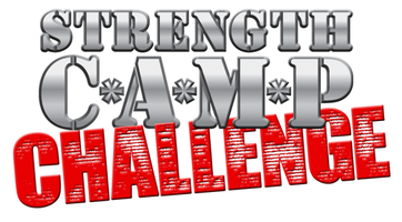 Strength Camp Challenge #1